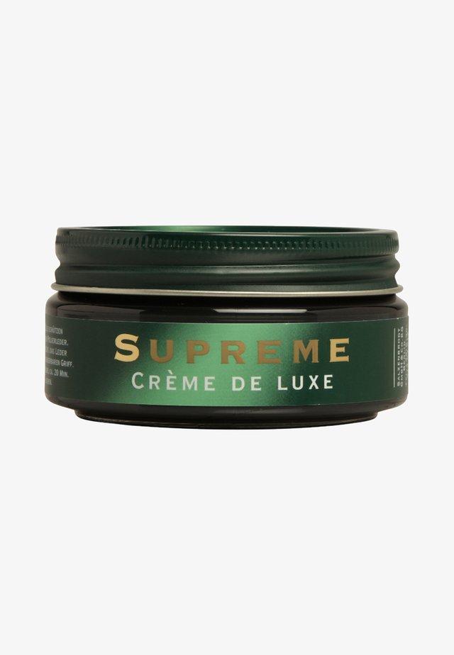 1909 CREME DE LUXE  - Shoe care - schwarz