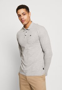Burton Menswear London - 2PACK - Polo shirt - black/grey - 1