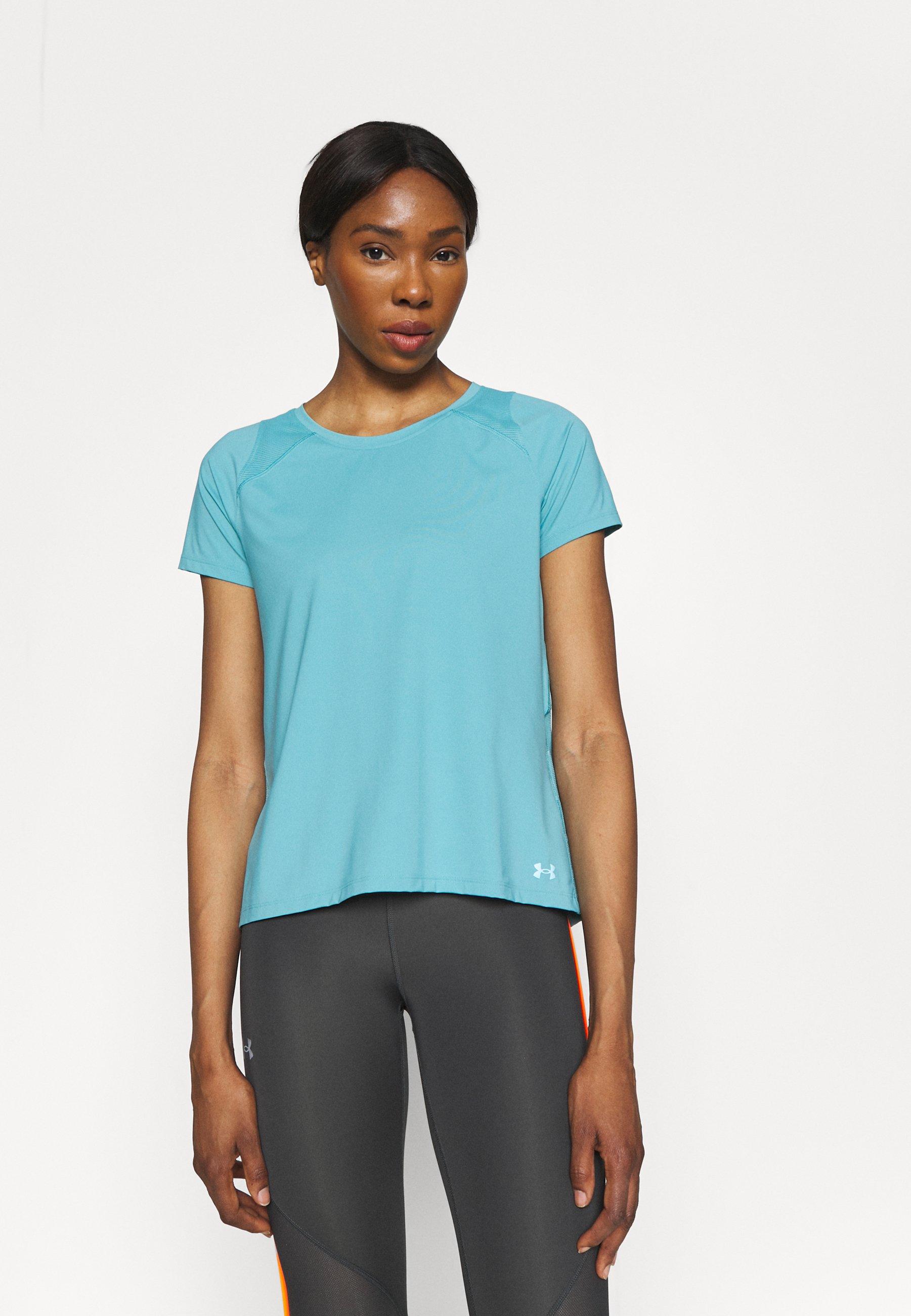 Women ISO CHILL RUN  - Print T-shirt
