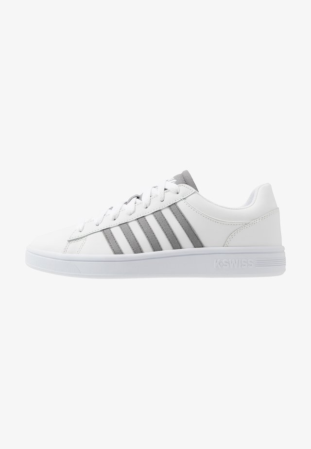 COURT WINSTON - Trainers - white/stingray
