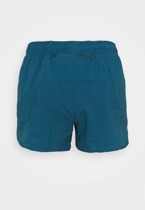 WOMENS ACTIVE TRAIL RUN SHORT - Sports shorts - mallard blue
