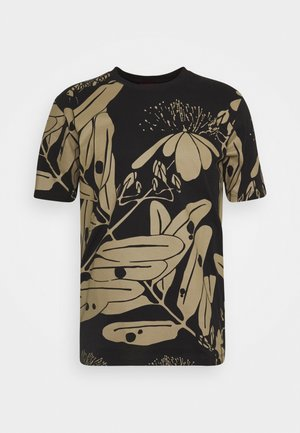 DSHINE  - T-shirts print - black
