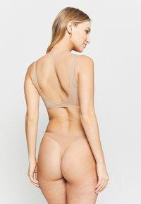 Skiny - DAMEN BUSTIER 2ER PACK - Bustier - beige - 2
