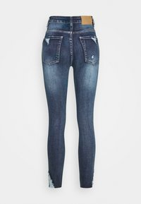 SIKSILK - SKINNY DENIMS - Jeans Skinny Fit - blue - 1