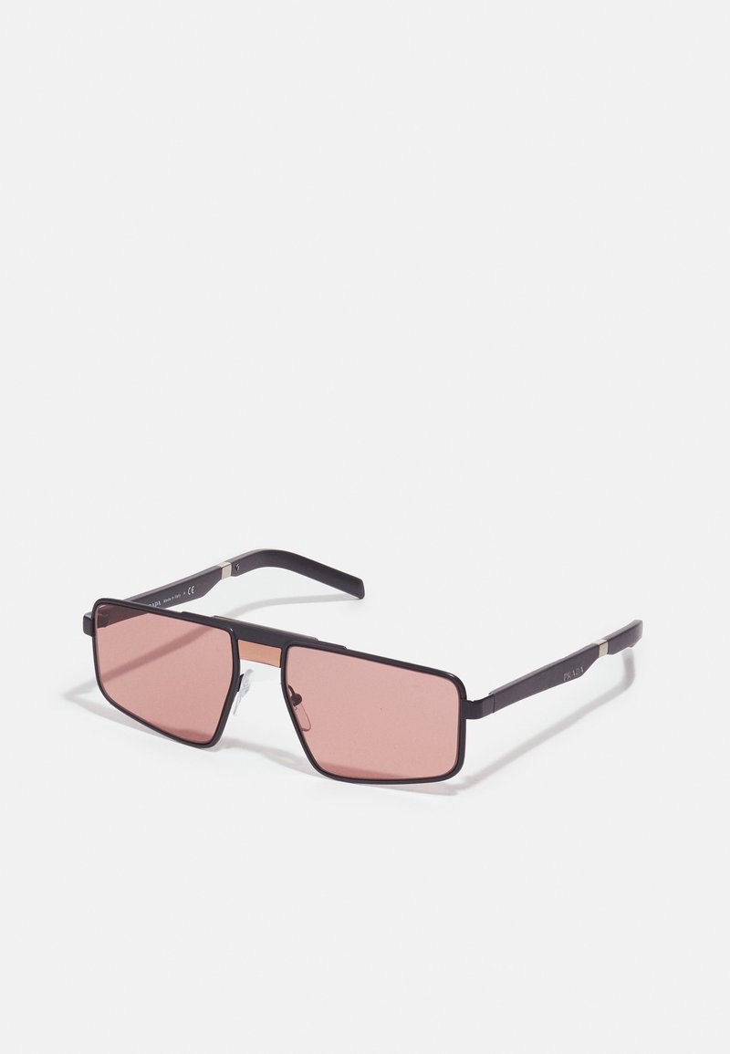 Prada - Sunglasses - matte grey