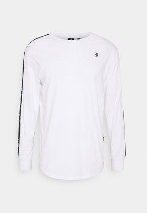LASH - T-shirt à manches longues - white
