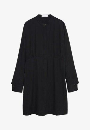 TZUKISHI - Košilové šaty - svart