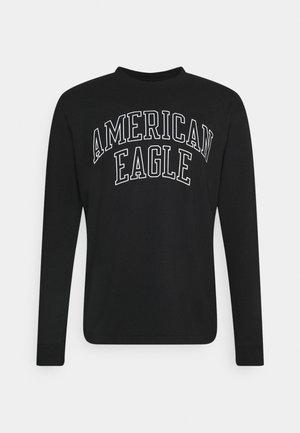 TEE - Maglietta a manica lunga - black