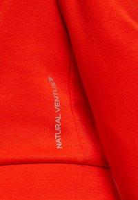 EA7 Emporio Armani - Sweatshirt - neon / orange / black - 5