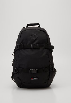 JAYWALKER - Rucksack - all black