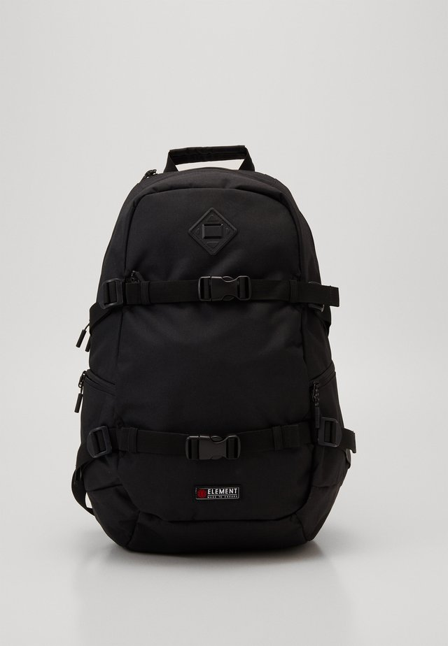 JAYWALKER - Tagesrucksack - all black
