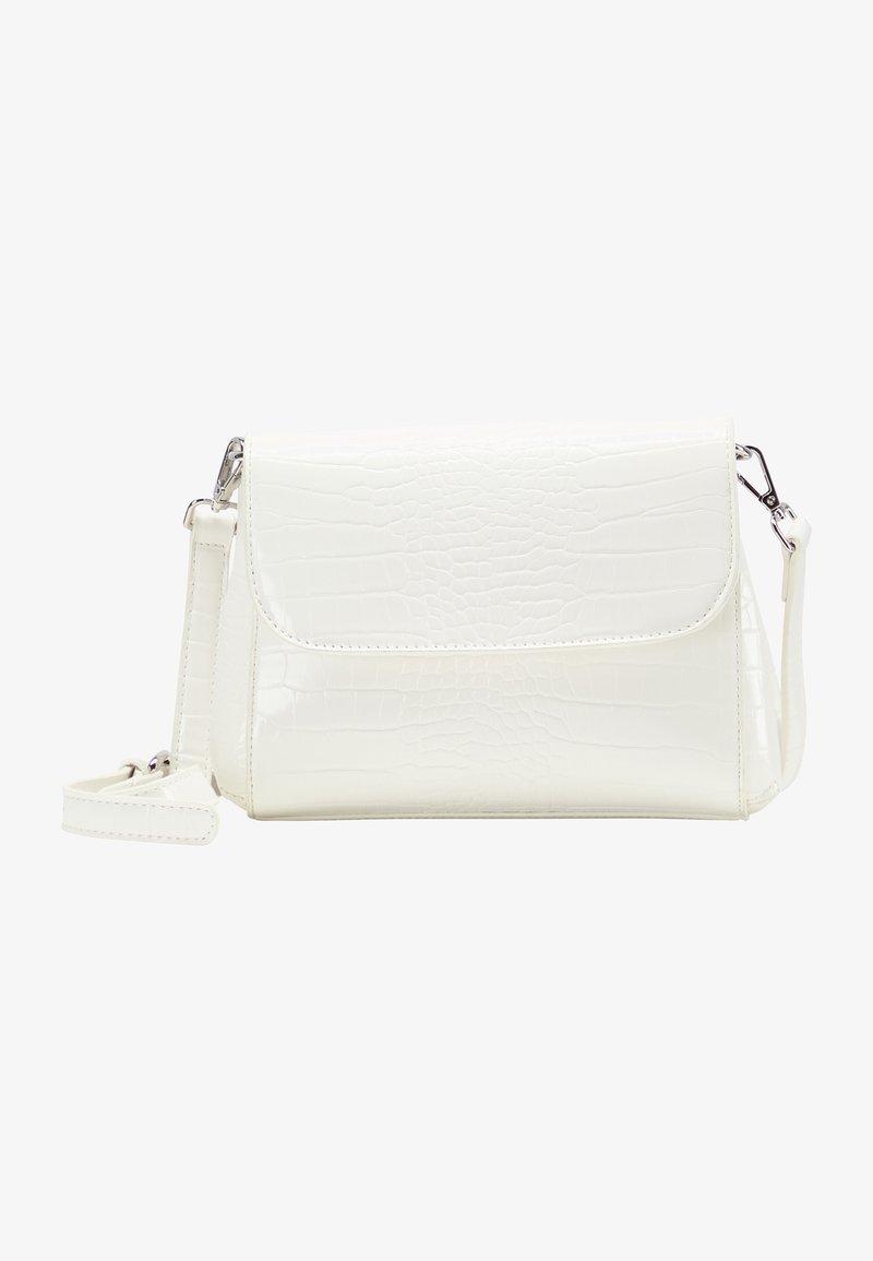 usha - Across body bag - weiss