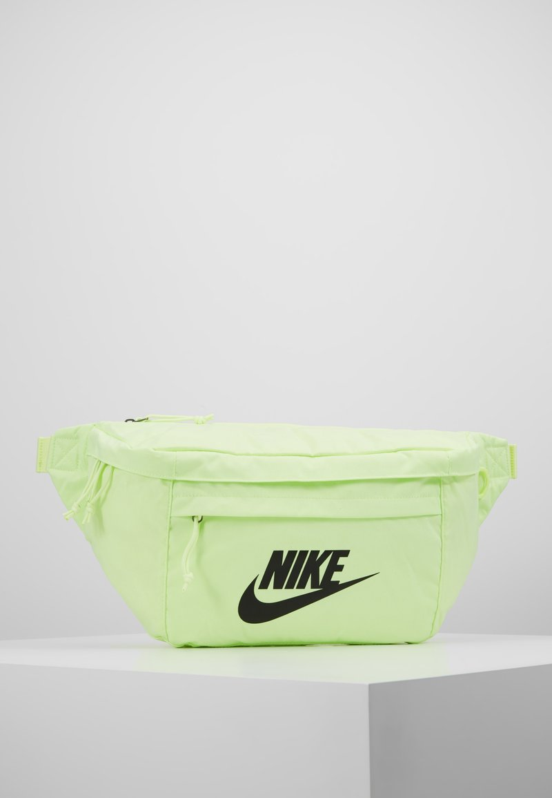 Nike Sportswear - TECH HIP PACK - Bum bag - barely volt/black