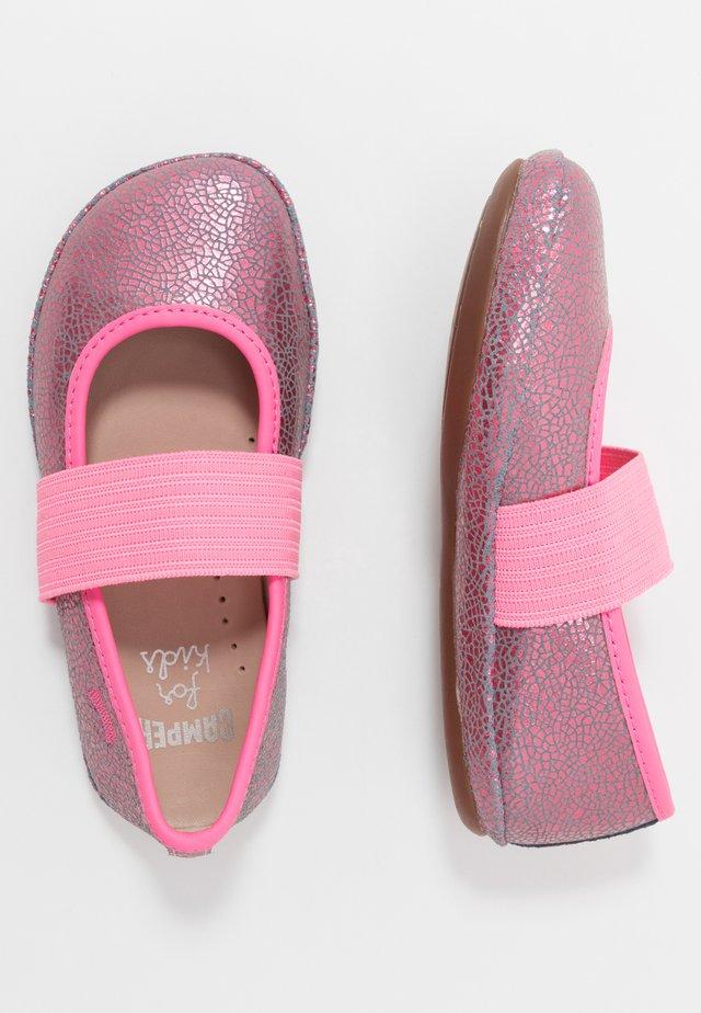 RIGHT KIDS - Riemchenballerina - pink