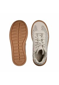 Clarks - High-top trainers - natural combi - 3