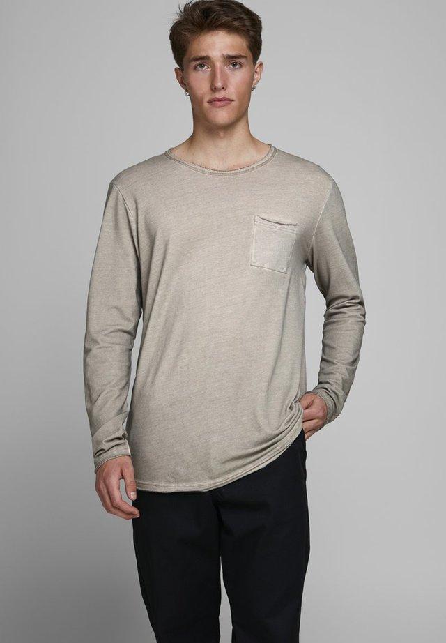 MELANGE - Pitkähihainen paita - string