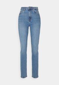 Vero Moda Tall - VMJOANA MOM  - Džíny Relaxed Fit - light blue denim - 0