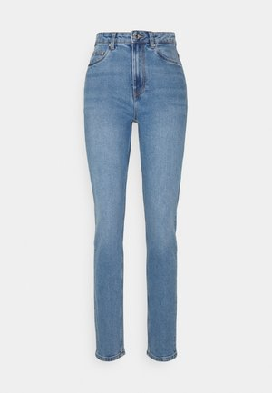 VMJOANA MOM  - Relaxed fit jeans - light blue denim