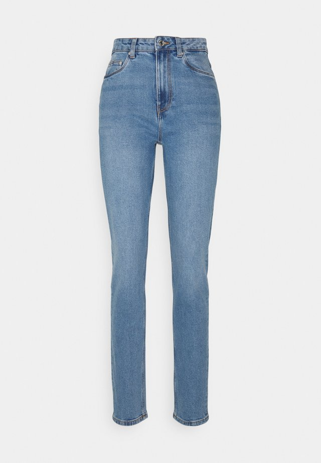 VMJOANA MOM  - Jeans relaxed fit - light blue denim