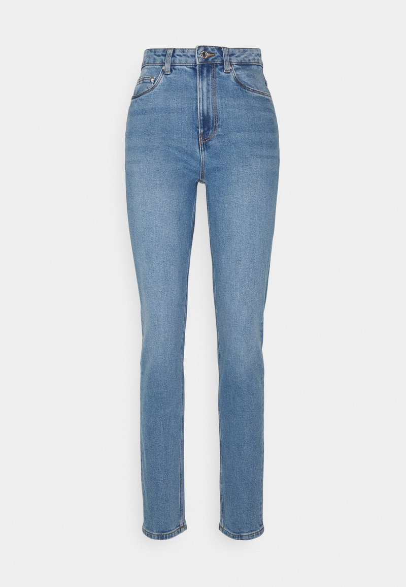 Vero Moda Tall - VMJOANA MOM  - Džíny Relaxed Fit - light blue denim