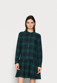 Gap Tall - Shirt dress - blackwatch - 0