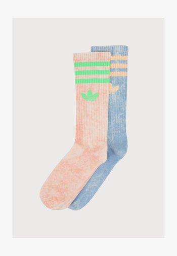 TIE DYE SOCK 2 PACK UNISEX - Socks - ambient sky/ambient blush