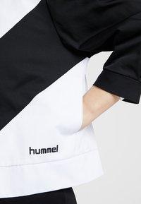 Hummel Hive - JACKET - Tunn jacka - white/black - 4