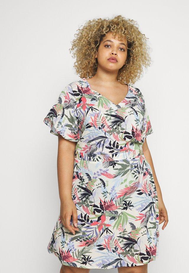 VMPHEOBE SHORT DRESS  - Korte jurk - birch