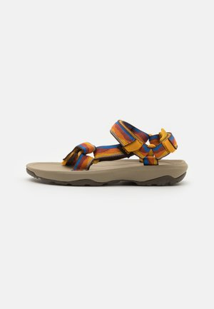 HURRICANE XLT 2 UNISEX - Walking sandals - vista sunset