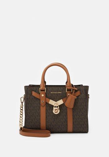 NOUVEAU HAMILTON SATCHEL - Handbag - acorn