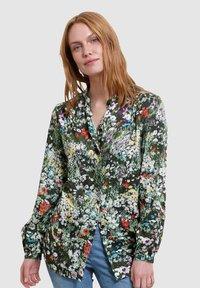 Laura Kent - Button-down blouse - schwarz - 0