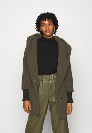 NMCUDDLE COATIGAN - Winter coat - kalamata