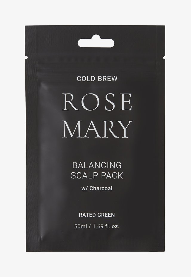COLD BREW ROSEMARY BALANCING SCALP PACK W/ CHARCOAL 2 PACK - Kit capelli - -