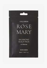 RATED GREEN - COLD BREW ROSEMARY BALANCING SCALP PACK W/ CHARCOAL 2 PACK - Hair set - - - 0