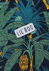 Lil'Boo - SOFT BABY SUN UV PALMTREE UNISEX - Hat - dark navy - 3