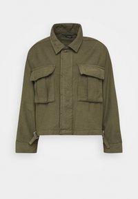 Denham - GIBBONS JACKET - Lett jakke - army green - 0