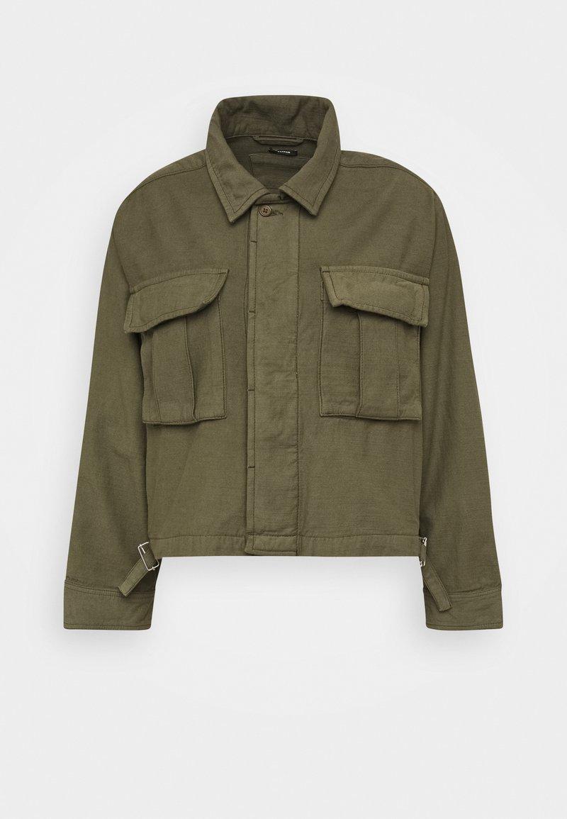 Denham - GIBBONS JACKET - Lett jakke - army green