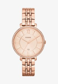 JACQUELINE - Watch - rose gold-coloured