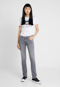 Pepe Jeans - HOLLY - Jean droit - denim - 1