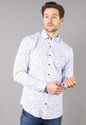 Shirt - cobalt