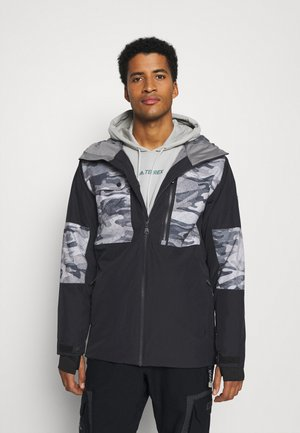 TAMARACK - Snowboard jacket - true black