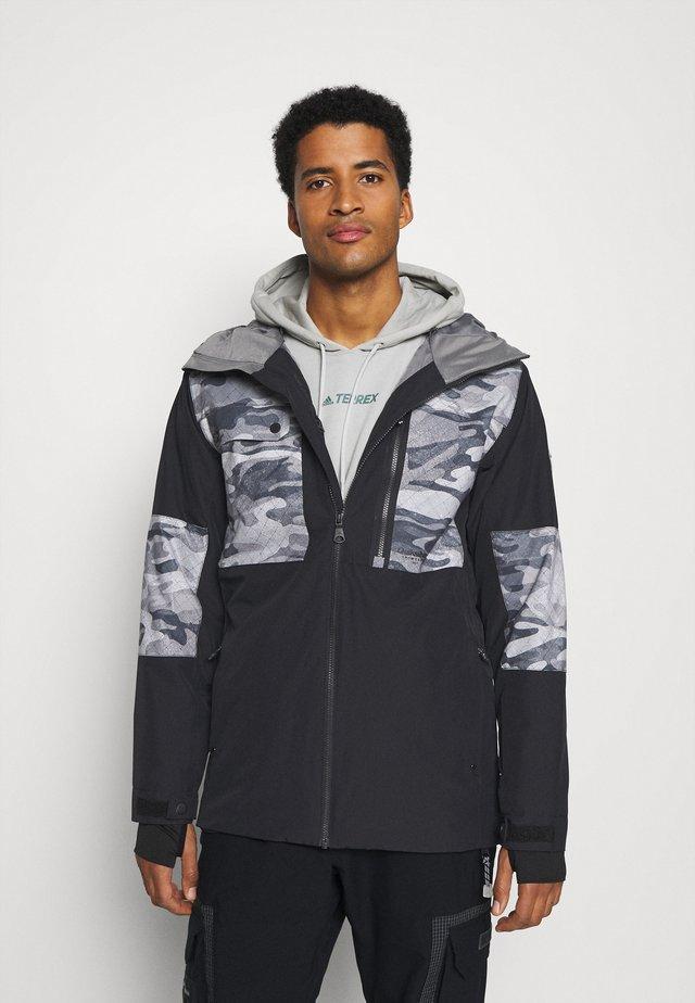 TAMARACK - Snowboardová bunda - true black