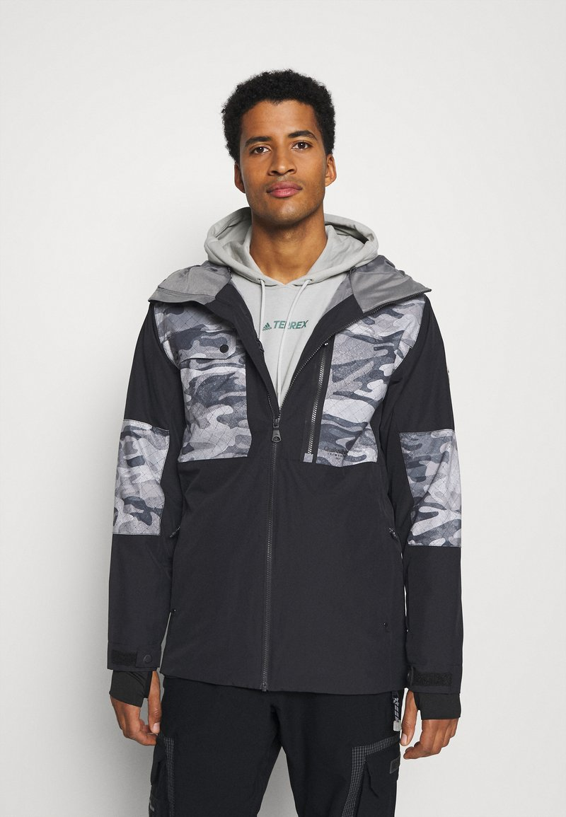 Quiksilver - TAMARACK - Snowboard jacket - true black