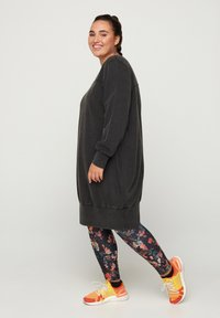 Zizzi - Day dress - grey - 0