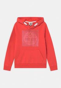 Timberland - HOODED  - Sweatshirt - red - 0