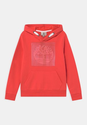 HOODED  - Bluza - red