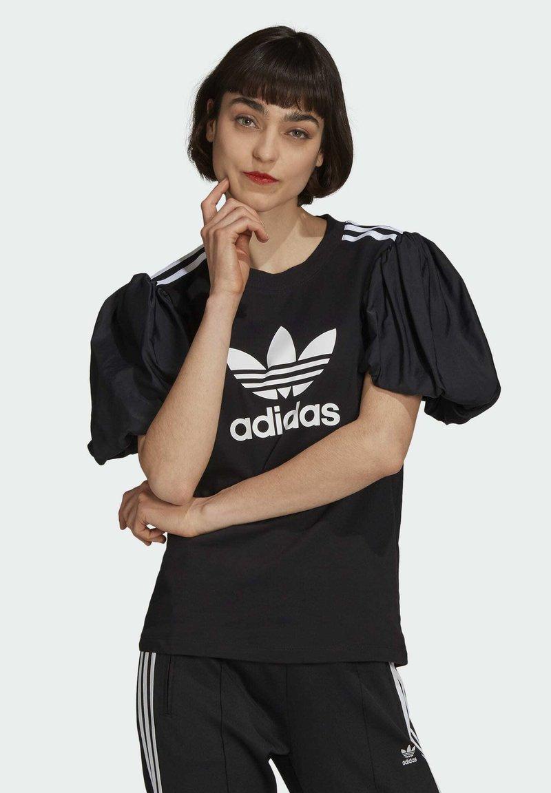 adidas Originals - Print T-shirt - black