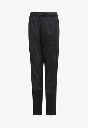 TIRO 19 AEROREADY PANTS - Spodnie treningowe - Black