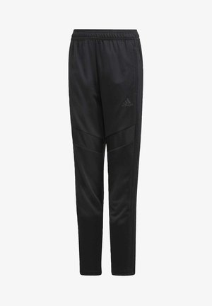 TIRO 19 AEROREADY PANTS - Verryttelyhousut - Black