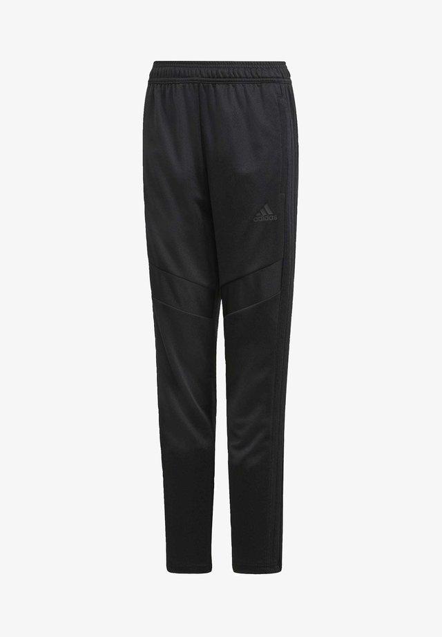 TIRO 19 AEROREADY PANTS - Tracksuit bottoms - Black